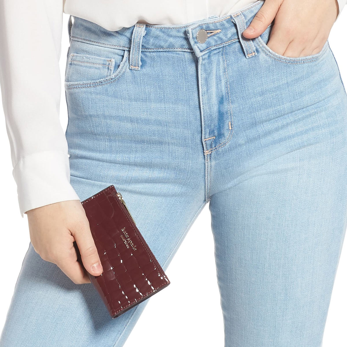 ケイトスペード 財布 二つ折り財布 ミニ財布 折財布 レディース ブランド コンパクト KATE SPADE NEW YORK