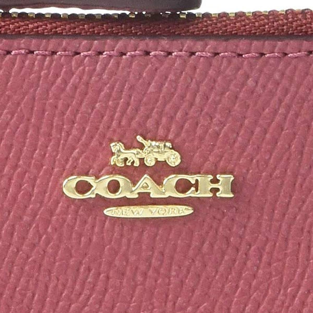 コーチ 財布 カードケース アウトレット キーリング付 小銭入れ idケース カード ケース Coach