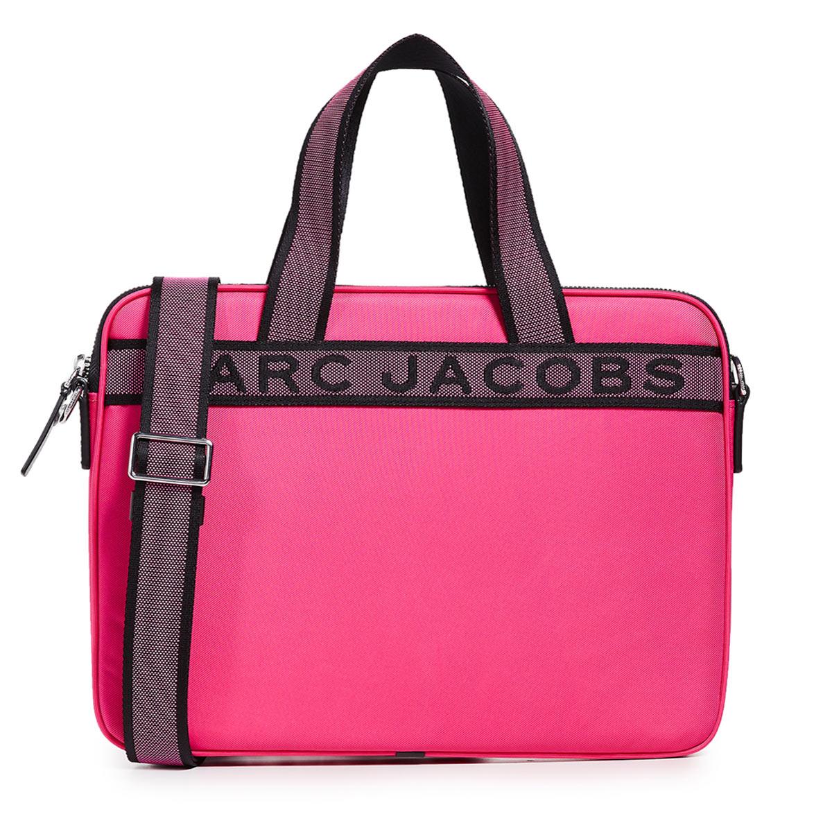 マークジェイコブス pcバッグ pc キャリーバッグ pc 保護ポーチ 13 ノートパソコン ケース かわいい ブランド MARC JACOBS
