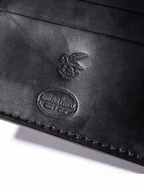【先行受注】【MR.OLIVEミスターオリーブ】 HORWEEN CHROMEXCEL LEATHER / MONEY CLIP WALLET ME113H(3色)