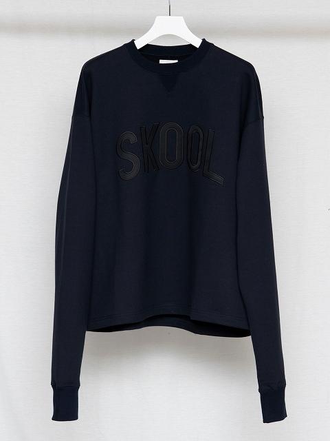 【no./numberナンバー】 U/F SWEAT(PATCH) 20-SS-SW-01(3色)