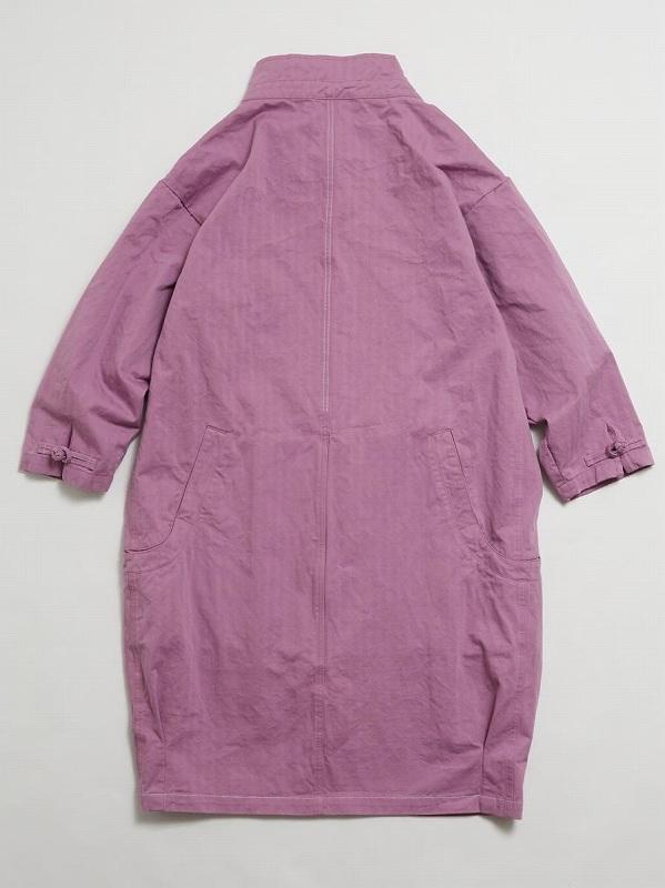 【Alexander Lee Changアレキサンダーリーチャン】 BIG LONG COAT AC032104(3色)