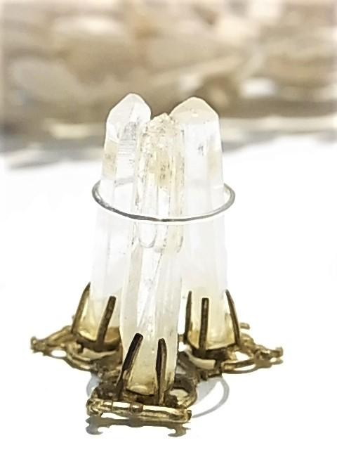 【AMATERA fr.eyアマテラフレイ】 Opal Ring 1220-SR6