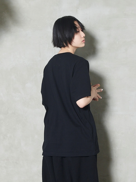 【STORAMAストラマ】 ×鈴木貴雄(UNISON SQUARE GARDEN) Embroidery T-shirts STRM20-13B/民族(2色)
