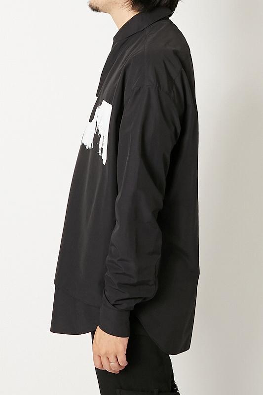 【ALMOSTBLACKオールモストブラック】 SHIRTS 21SS-SH03