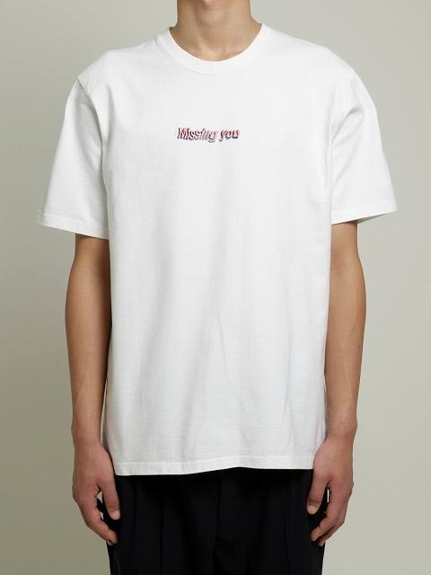 【POINT10倍】【DILEMMAダイレマ】Missing You Tshirt DLMS19010(3色)