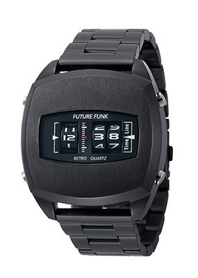 【ポイント10倍】FUTURE FUNK (フューチャー ファンク) FF101-BK-MT