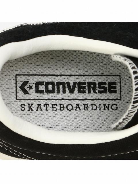 【SALE】【CONVERSE SKATEBOARDING】 PRORIDE SK OX 3420004(2色)