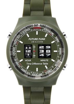 【ポイント10倍】FUTURE FUNK (フューチャー ファンク)  FF105-OL (オリーブ)