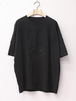 【STORAMAストラマ】 STREET Embroi Wide T-Shirts STRM-19N-1 (3色)