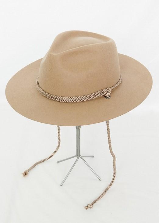 【no./numberナンバー】 FELT HAT 21-SS-A-01(4色)