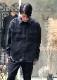 【ALMOSTBLACKオールモストブラック】BLACK DENIM SHIRT 20AW-SH04