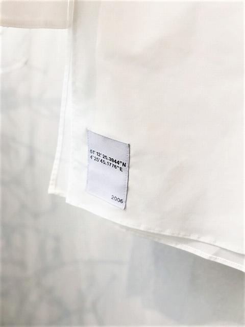 【POINT 5倍】【ALMOSTBLACKオールモストブラック】Printed Shirt 20AW-SH03(2色)