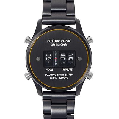 FUTURE FUNK (フューチャー ファンク) FF102-BKYL-MT