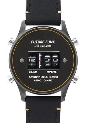 FUTURE FUNK (フューチャー ファンク)  FF102-BKYL-LBK