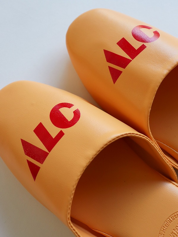 【Alexander Lee Changアレキサンダーリーチャン】 ALC SLIPPER AC052116(3色)