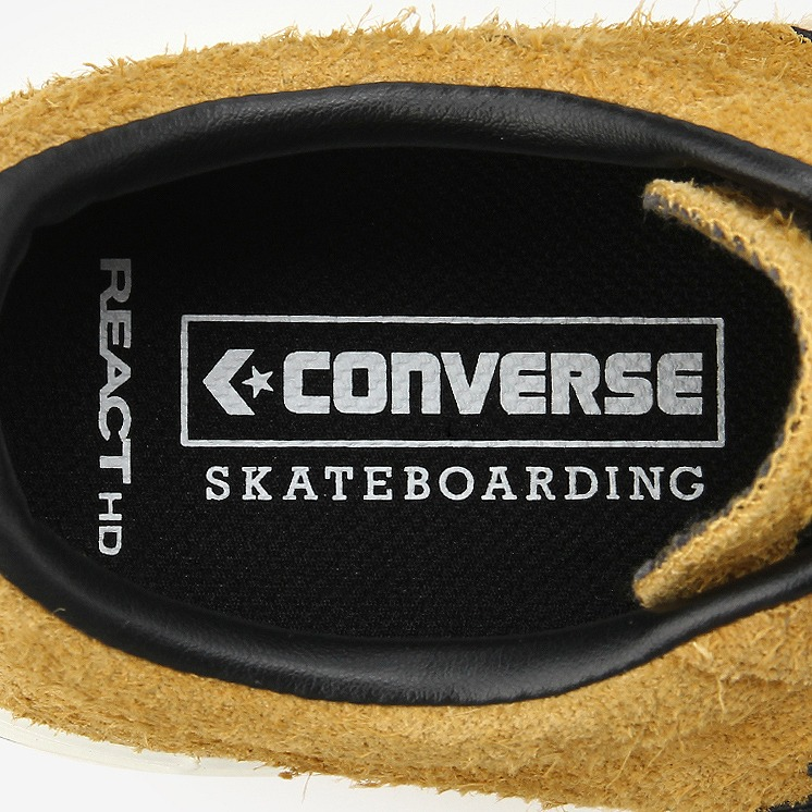 【CONVERSE SKATEBOARDING】CHEVRON & STAR/シェブロン&スター  PRORIDE SK OX + プロライド SK OX +