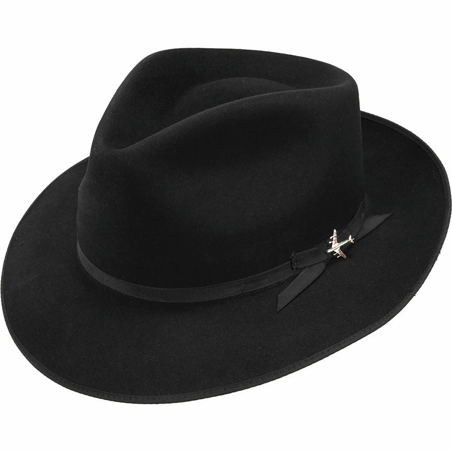 【POINT5倍】【STETSONステットソン】STRATOLINER(2色)ST970-15A00