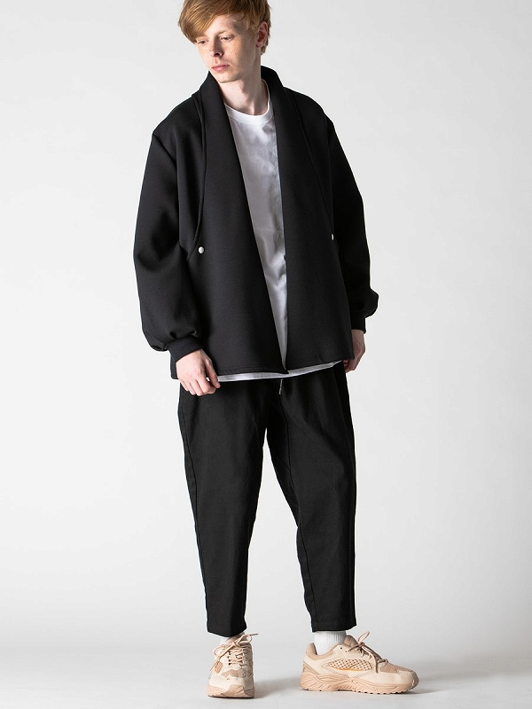 【rehacerレアセル】 Unit Pocket Tapered Pants 01210500032(2色)