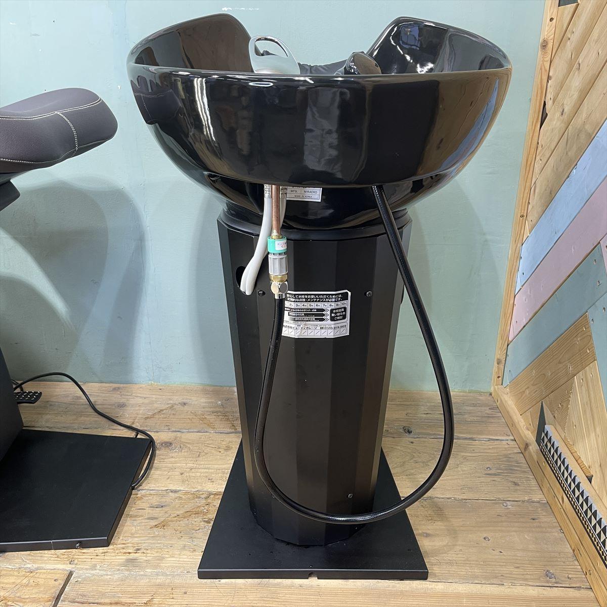 リラクゼーションシャンプーユニット SPAZIO �【BASIC】(日本製水栓金具セット)