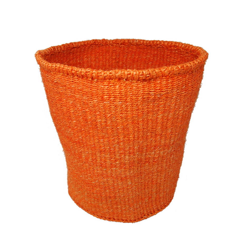 かご Lサイズ ベーシック オレンジ