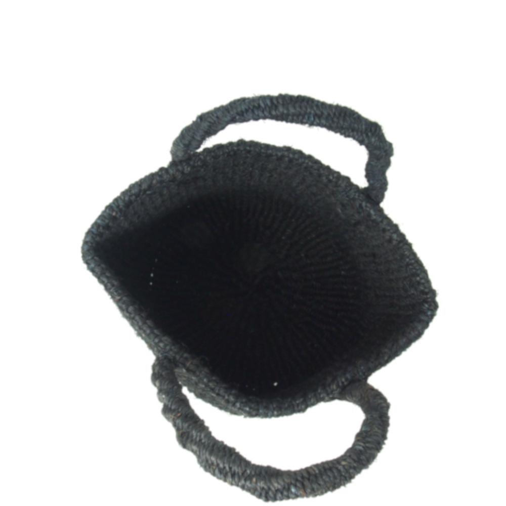 サイザルバッグ Sサイズ ベーシック ブラック
