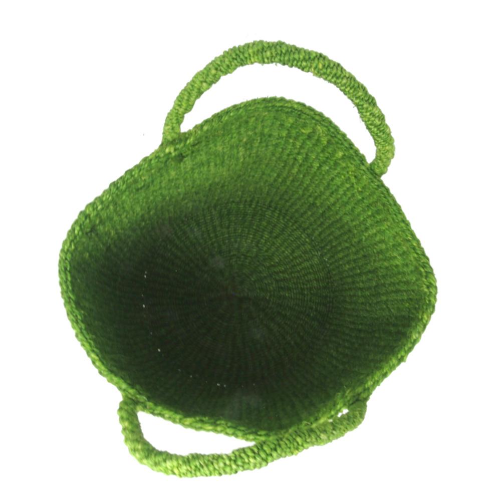 サイザルバッグ Mサイズ ベーシック ライトグリーン