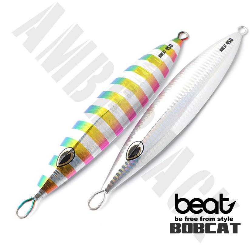 ボブキャット 200g NEW COLOR ビート beat BOBCAT ジギング メタルジグ