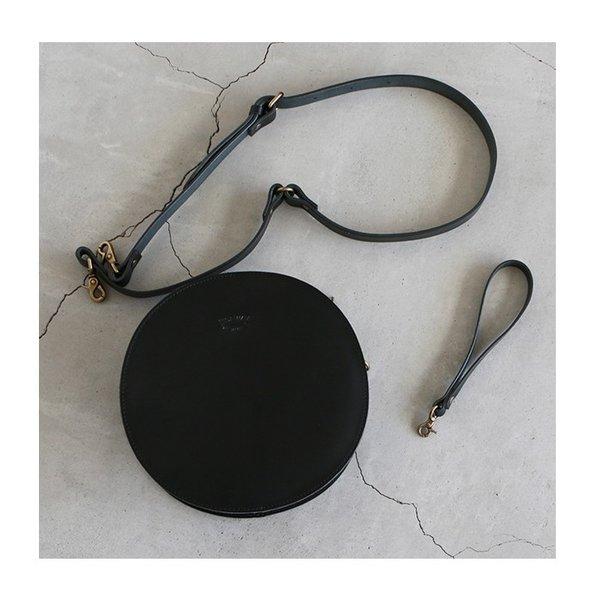TIDEWAY タイドウェイ NUME MARU SHOULDER ヌメマルショルダー Lサイズ レディース 19SS チョコ ブラック 送料無料