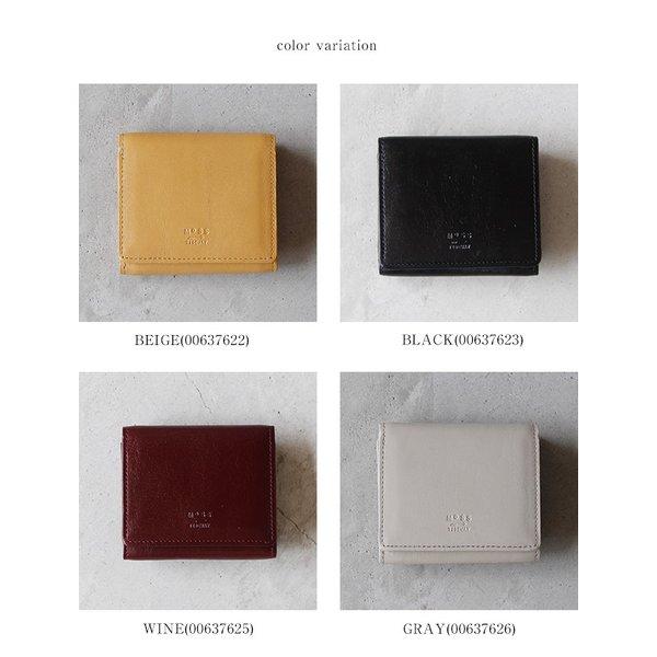 TIDEWAY タイドウェイ モス フォールドウォレット MOSS FOLD WALLET 三つ折り財布 送料無料 日本製