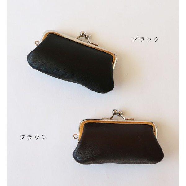 松野屋 牛革のシャチハタ入れ メール便対応 ハンドメイド レザー