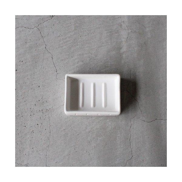 PUEBCO Ceramic Bath Ensemble / Soap Dish プエブコ セラミック バス アンサンブル ソープディッシュ 洗面台 サニタリー ゆうパック発送