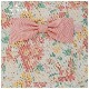 【ジュニア120〜140cm】ピンクマーガレットガールズワンピースフレアーエプロン 三角巾付 /SGFR-J29