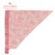 【キッズ】コーラルフラワーローズガールズワンピースフレアーキッズSGFR-K42(三角巾付き)