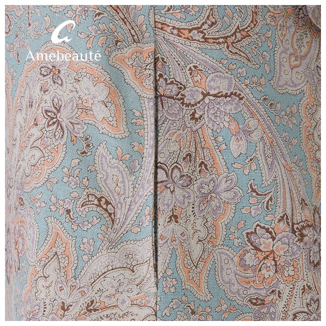 アクアミュルーズフリーエプロン/タバードUタイプ AFU04MI