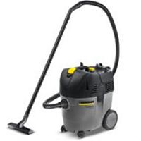 ケルヒャーNT35 業務用乾湿両用クリーナー (ゴミ・水・砂・土など乾いたゴミも湿ったゴミも吸い込む!)