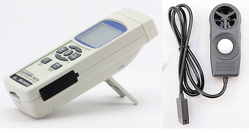 SD保存環境測定器・『よろず測定器』