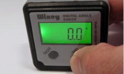 デジタル角度計『ここ何度?』タイプ2(Wixey WR300 Type2)