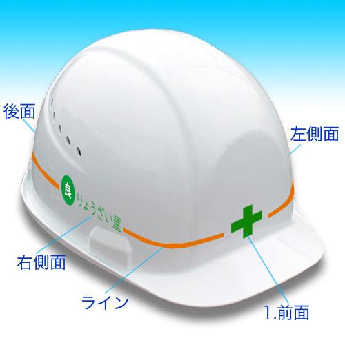 熱中症対策の遮熱ヘルメット「クールヘル」