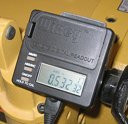 【Wixey WR5501】自動かんな盤用リモートデジタルスケール
