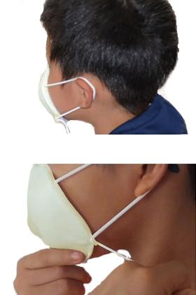 感染対策用強力マスク