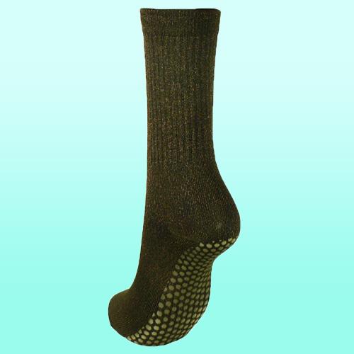 【安全靴のにおい対策に】銅繊維靴下「足下はいつも青春」ノーマルタイプ(春〜秋バージョン)