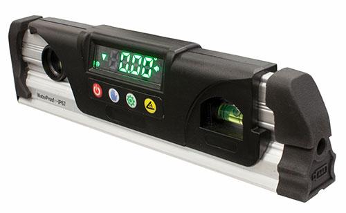 防水型デジタル水平器『D280プロ』