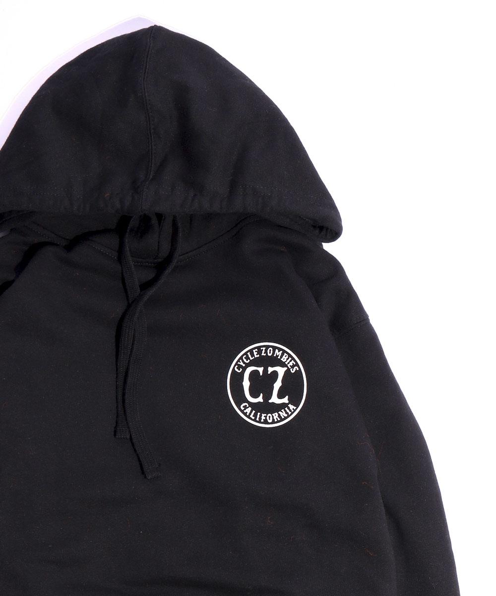 CALIFORNIA2 Hooded  Sweatshirt
