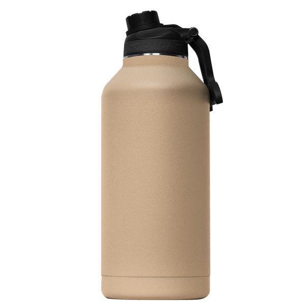 ORCA Bottle 66oz Tan/Black/Tan