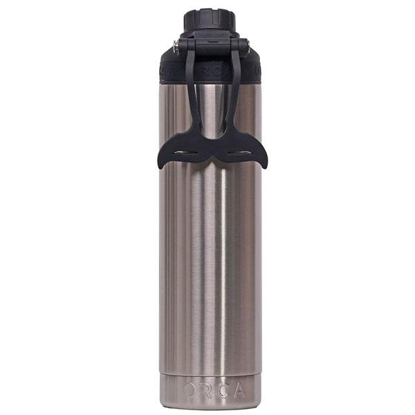 ORCA Bottle 22oz Stainless/Black/Black