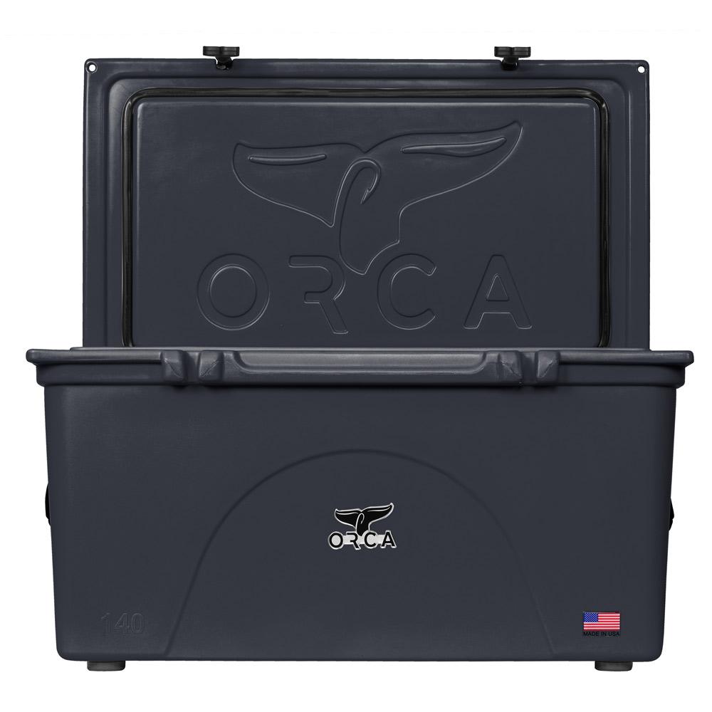 ORCA Coolers 140 Quart Charcoal