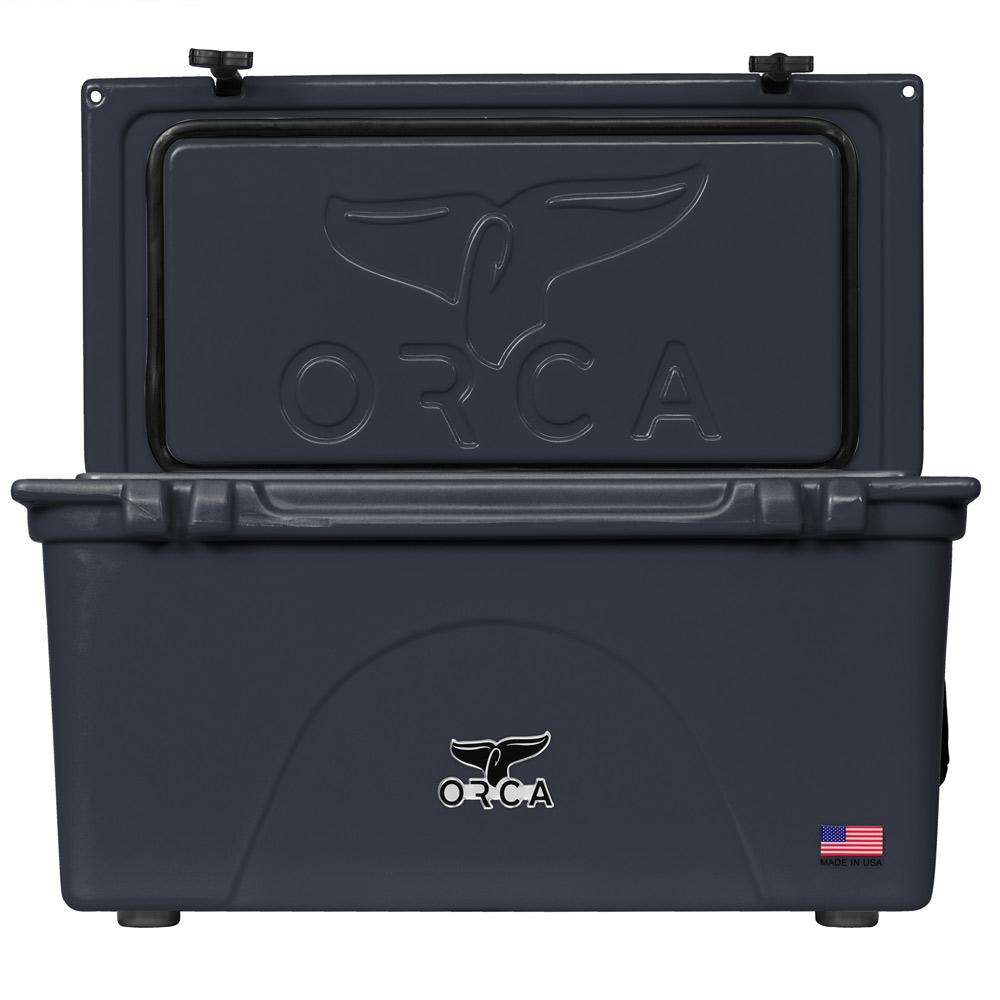 ORCA Coolers 75 Quart Charcoal