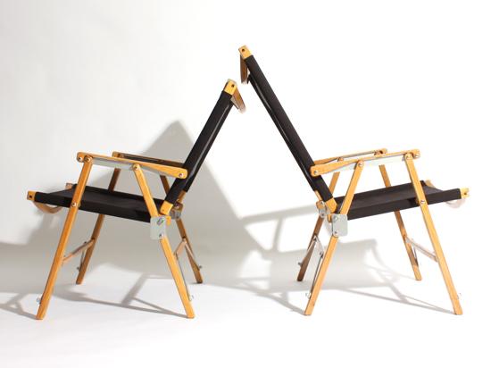 Kermit Chair Hi-Back Brown