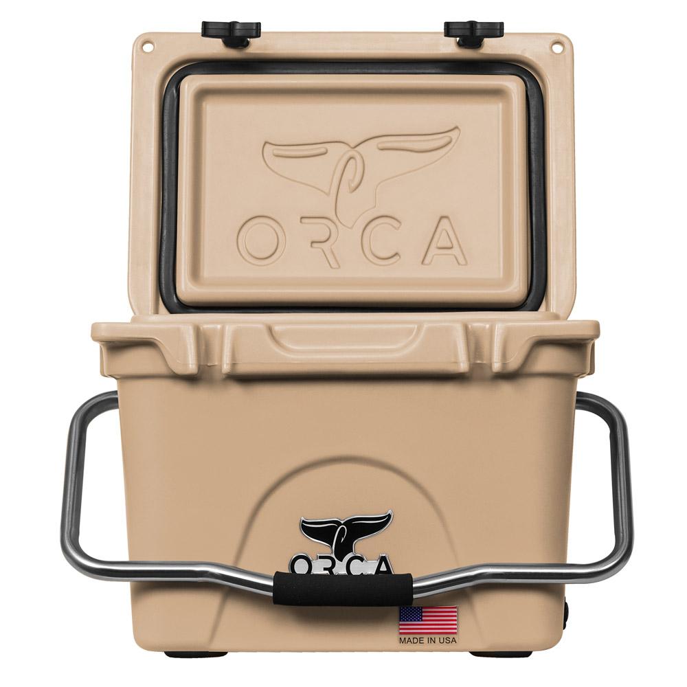 ORCA Coolers 20 Quart Tan